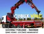 Çubuk Vinç | Çubuk Kiralık Vinç Forklift